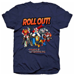 Hasbro - Transformers Roll Out T-shirt (Unisex)