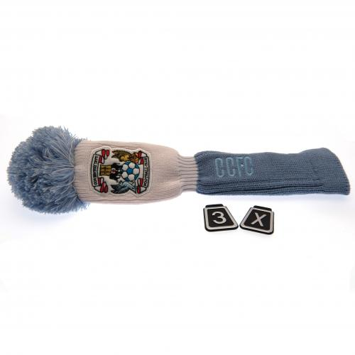 Coventry City F.C. Headcover Pompom (Fairway)