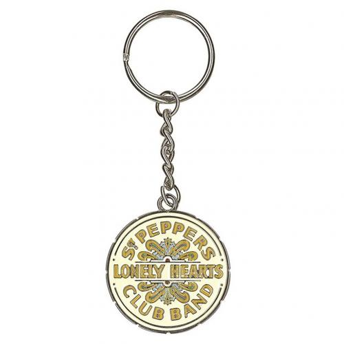 The Beatles Keyring Sgt. Pepper