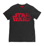 Star Wars Episode VIII T-Shirt Logo Destroy