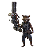Guardians of the Galaxy Vol. 2 Movie Masterpiece Action Figure 1/6 Rocket Deluxe Ver. 16 cm