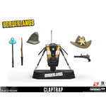 Borderlands Deluxe Action Figure Claptrap 12 cm