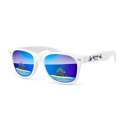 Corona Mirrored Lense Sunglasses
