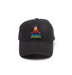 Atari - Atari Multi Color Logo Cap