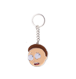 Rick & Morty - Morty Metal Keychain