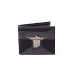 Wolfenstein 2 - Metal Badge Logo Wallet