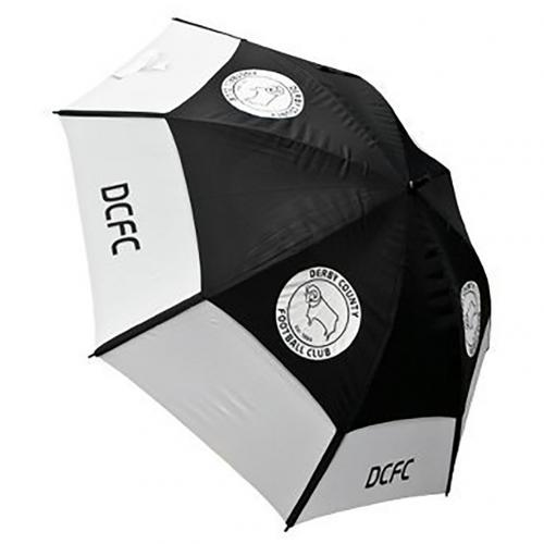 Derby County F.C. Golf Umbrella Double Canopy