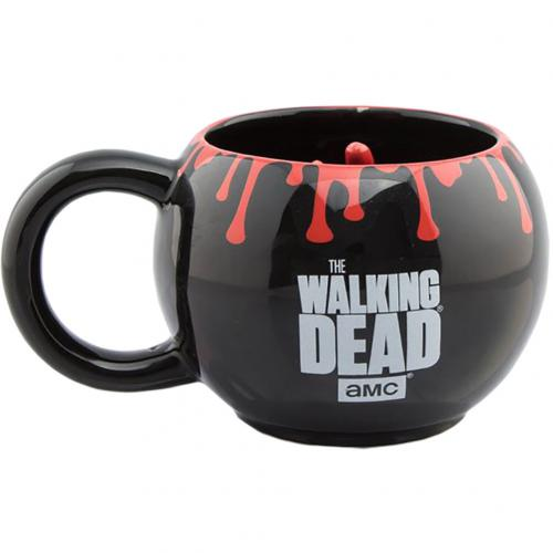 The Walking Dead 3D Mug