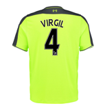 2016-17 Liverpool 3rd Shirt (Virgil 4) - Kids