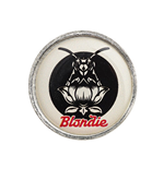 Blondie - Pollinator - Pin Badge