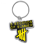 5 seconds of summer Keychain 292831
