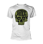 Cypress Hill T-shirt Skull Logo