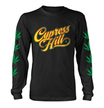 Cypress Hill Long Sleeves T-shirt Rasta