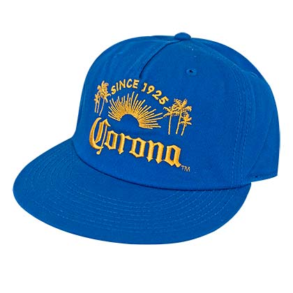 Corona Since 1925 Royal Blue Hat