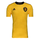 2018-2019 Belgium Away Adidas Football Shirt