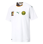 2018-2019 Cameroon Away Puma Football Shirt