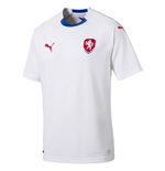 2018-2019 Czech Republic Away Puma Football Shirt
