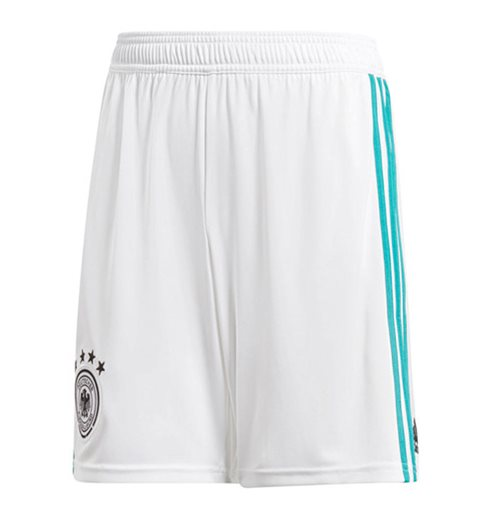 2018-2019 Germany Away Adidas Football Shorts (White)