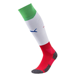 2018-2019 Italy Away Puma Football Socks (White) - Kids