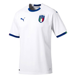 2018-2019 Italy Away Puma Football Shirt (Kids)