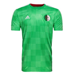 2018-2019 Algeria Away Adidas Football Shirt (Kids)
