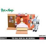 Rick and Morty Medium Construction Set You Shall Now Call Me Snowball