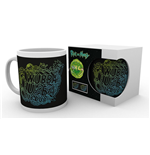 Rick and Morty Mug Wubba Lubba Dub-Dub heo Exclusive