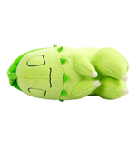 Pokemon Plush Figure Sleeping Chikorita 16 cm