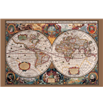 World map Poster 293388