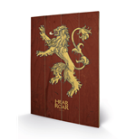 Game of Thrones Print on wood 293769