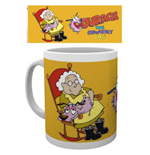Courage The Cowardly Dog - Muriel Bagge & Courage Mug