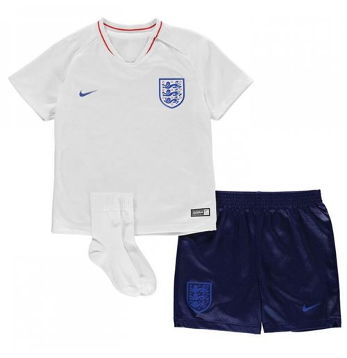 2018-2019 England Home Nike Baby Kit