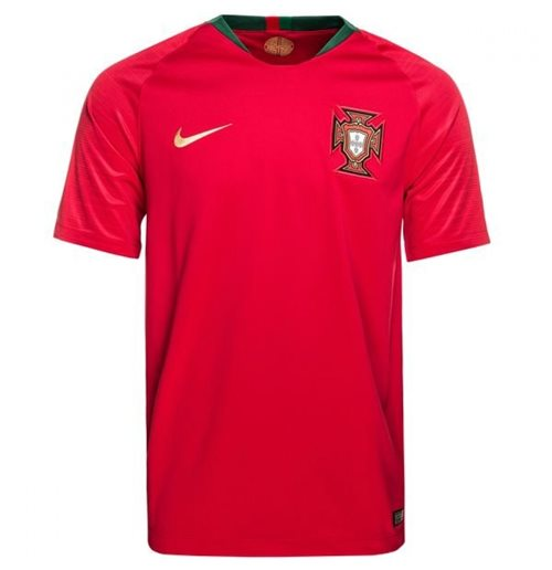 2018-2019 Portugal Home Nike Football Shirt