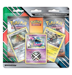 Pokemon Enhanced Blister Booster 2-Pack *German Version*