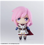 Final Fantasy XIII Plush Figure Lightning 14 cm