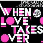 Vynil David Guetta - When Love Takes Over Pt.2 (Ep)