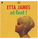 Vynil Etta James - At Last! [Lt Ed Blue Vinyl]