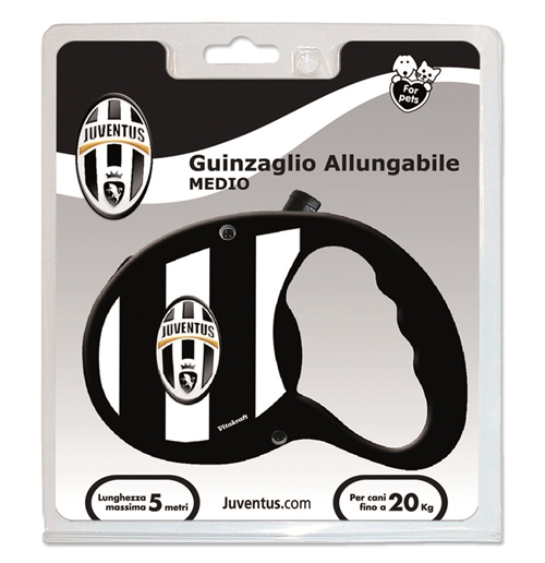 Juventus FC Retractable dog leash
