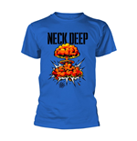 Neck Deep T-shirt Bomb Cloud