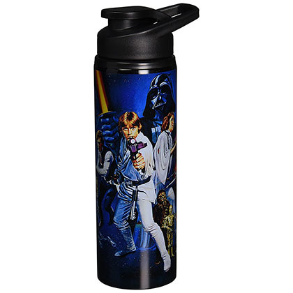 STAR WARS Stainless Steel 25oz Water Bottle