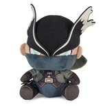 BLOODBORNE Hunter Stubbins Plush Doll, Multi-colour