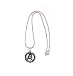 Avengers Infinity War Pendant & Necklace Logo