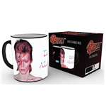 David Bowie Heat Change Mug Aladdin Sane
