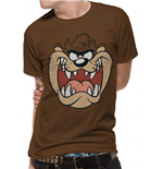 Looney Tunes T-Shirt Taz Face