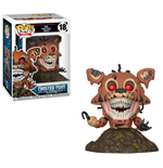 Five Nights at Freddy's The Twisted Ones POP! Books Vinyl Figure Twisted Foxy 9 cm