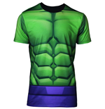 Marvel Sublimation T-Shirt Hulk