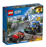 Police Lego and MegaBloks 295221