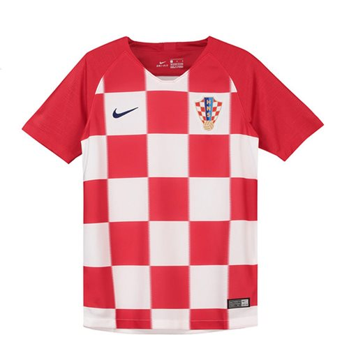 2018-2019 Croatia Home Nike Football Shirt (Kids)