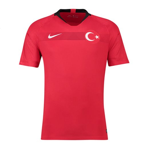 2018-2019 Turkey Home Nike Football Shirt