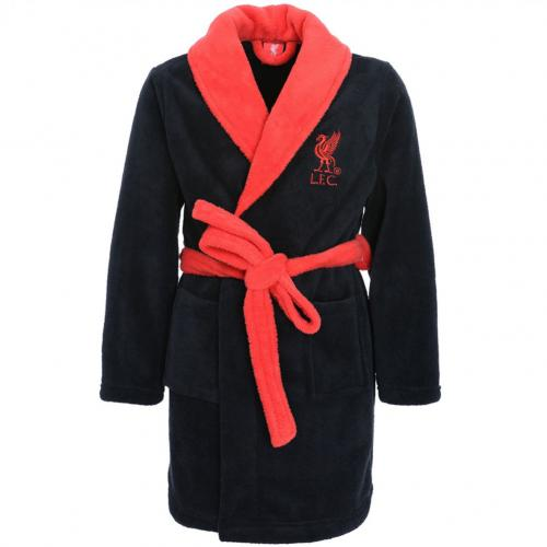 Liverpool F.C. Boys Dressing Gown 6-8 yrs